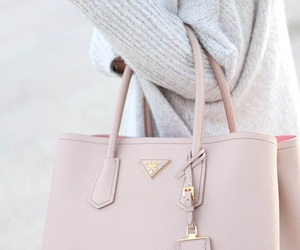 fashion, Prada, and purse image