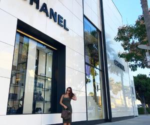 black, chanel, and luxury image