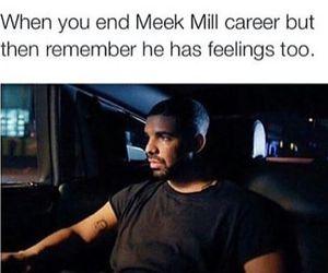 Drake, funny, and lol image