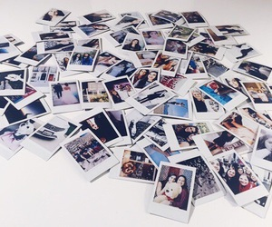 photo, polaroid, and picture image