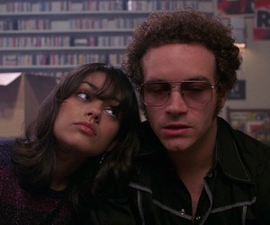 that 70s show, Mila Kunis, and hyde image