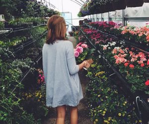 colors, flowers, and summer image