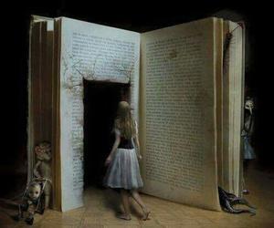 adventure, art, and books image