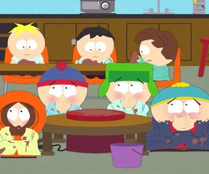 butters, cartman, and eric image