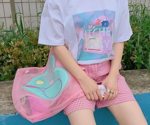 aesthetic, bambi, and pastel image