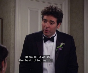 advice, himym, and life image
