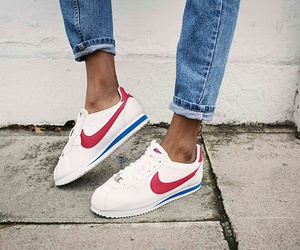 nike, shoes, and cortez image
