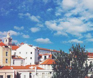 landscape, lisbon, and portugal image