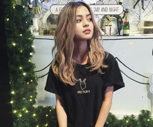 girl, lilymaymac, and hair image