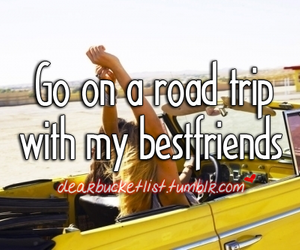 go, Road Trip, and tumblr image