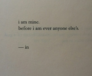 boy, i AM, and quote image