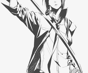 anime, manga, and k project image