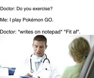 fit, lol, and pokemon go image