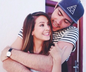 zoella, zalfie, and love image