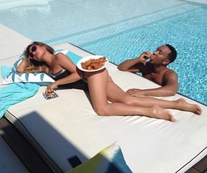 booty, couple, and john legend image