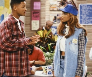 outfit, tyra banks, and will smith image