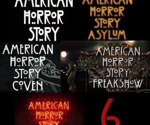asylum, freak show, and ahs image