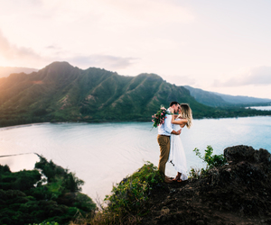 ocean, place, and love image
