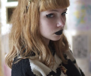 tavi gevinson, sweater, and witch image