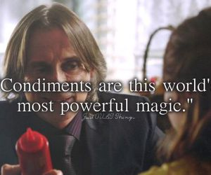 once upon a time, dark one, and mr gold image
