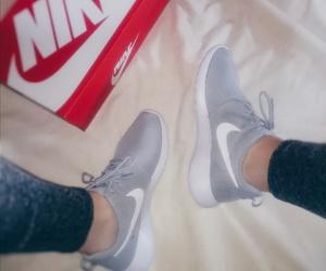 fashion, grey, and gym image