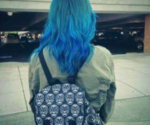 hair, girl, and alternative image