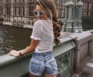 beautiful, fashion, and scenery image