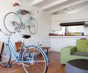 architecture, design, and bike image