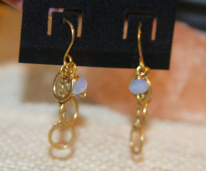 etsy, cluster earrings, and gift women image