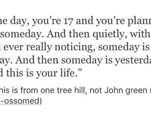 17, one tree hill, and quotes image