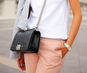 chanel, bag, and chanel bag image