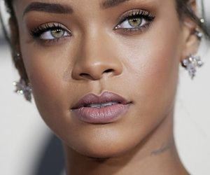 rihanna, eyes, and riri image