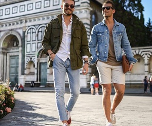 handsome, short, and sunglasses image