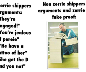 zerrie is fake