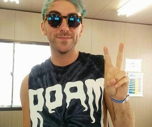 all time low and alex gaskarth image