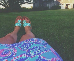 prep, preppy, and lilly pulitzer image
