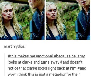 fandom and the 100 image
