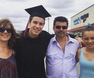 shawn mendes, shawn, and family image