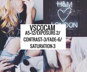 vsco and instagram image
