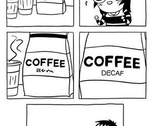 coffee, comic, and funny image
