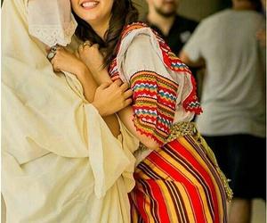 Brotherhood, tradition, and oriental girl image
