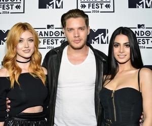 actors, cast, and emeraude toubia image