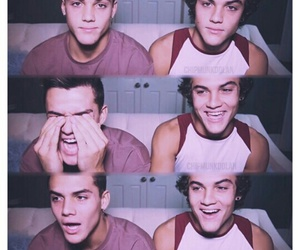ethan, twins, and dolan image