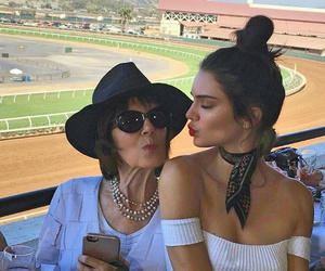 kendall jenner and mj image
