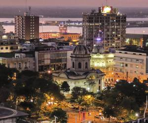 cities, paraguay, and photo image
