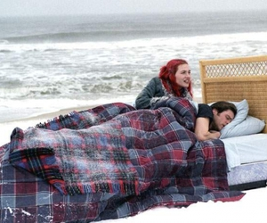 love, eternal sunshine of the spotless mind, and couple image