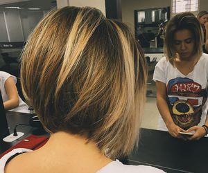 amazing, blonde, and corte de cabelo image