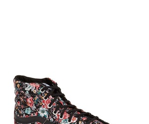 floral, sneakers, and cute image