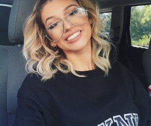 blonde, model, and cheriemadeleine image