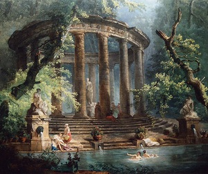art, beautiful, and Greece image